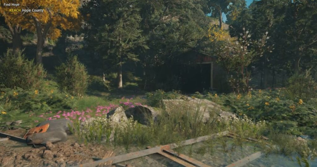 Far Cry: New Dawn Find Hope Wiki Guide 1