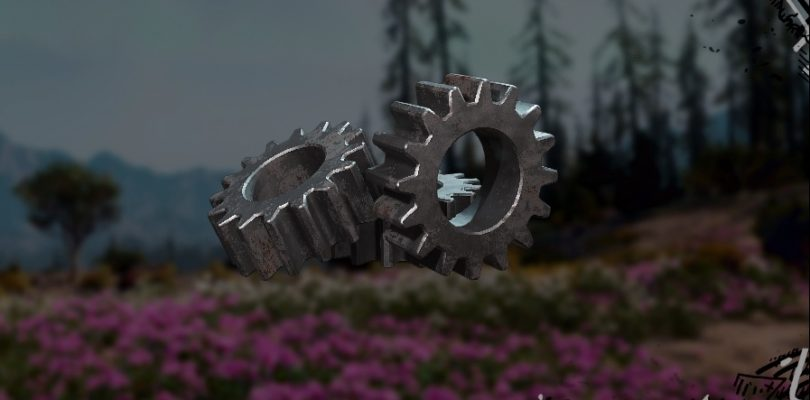 Far Cry: New Dawn Gears Locations