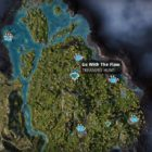 Far Cry New Dawn Go With The Flow Treasure Hunt Location