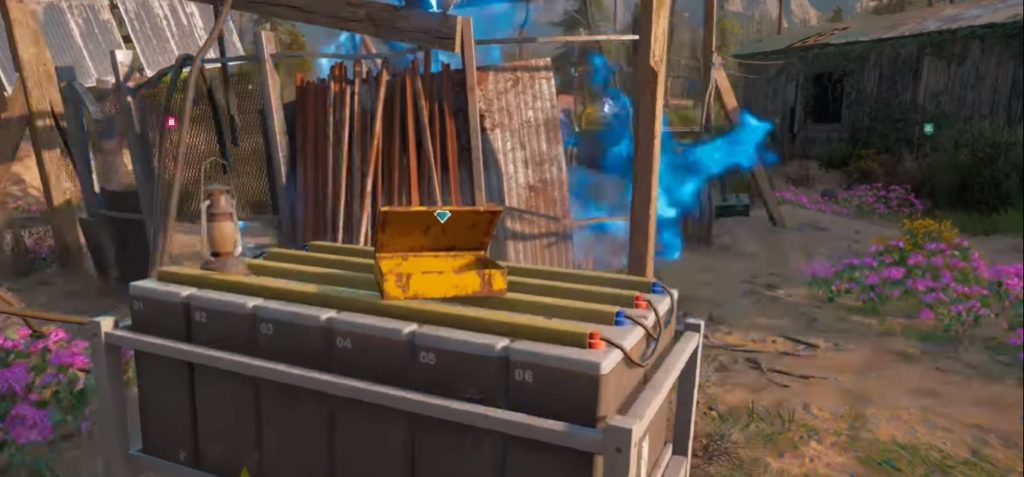 Far Cry New Dawn Going Haywire Note Location