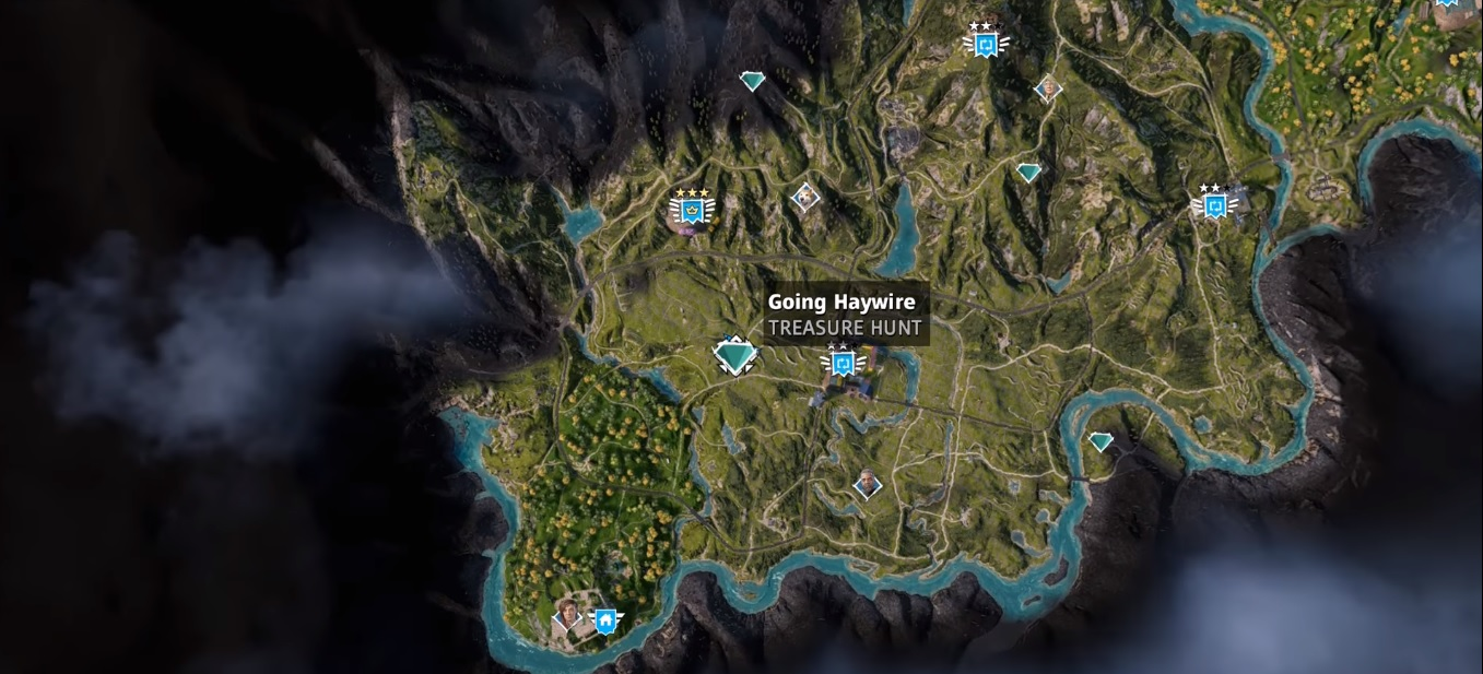Going Haywire Far Cry New Dawn Treasure Hunt Location Guide Primewikis