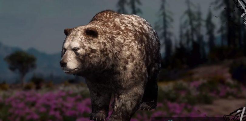 Far Cry: New Dawn Grizzly Bear Hunting Location