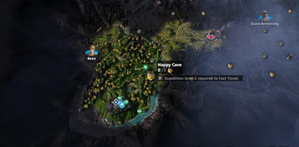 Far Cry: New Dawn Happy Cave