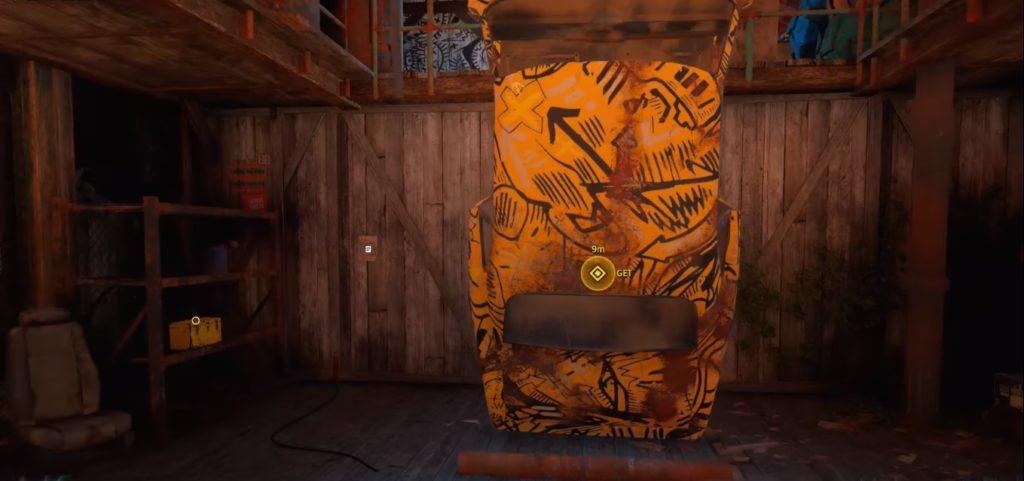 Far Cry New Dawn High Art Treasure Location