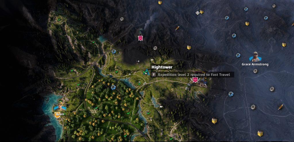 Far Cry: New Dawn Hightower