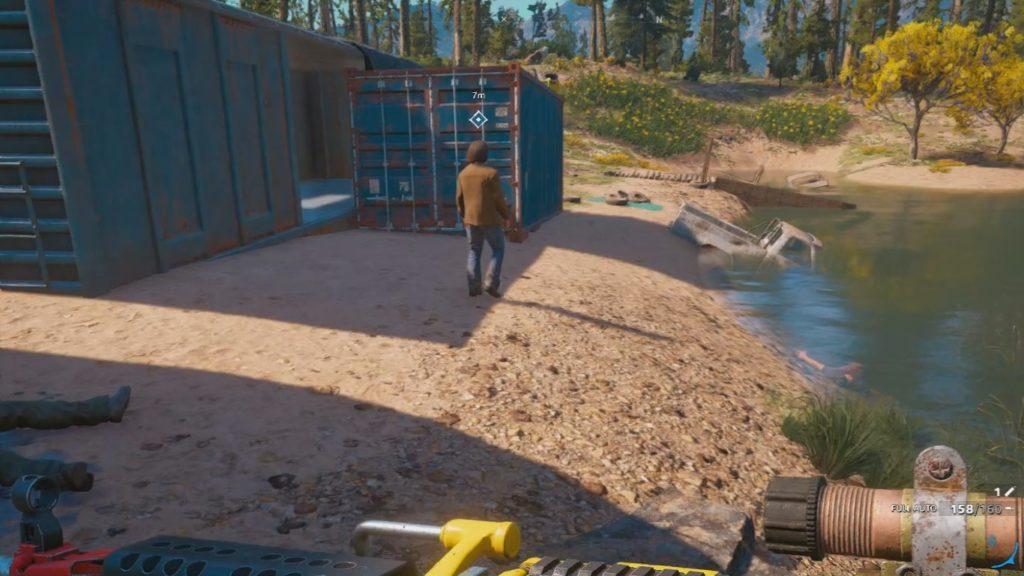Far Cry: New Dawn Jerome Comes Home Wiki Guide 1