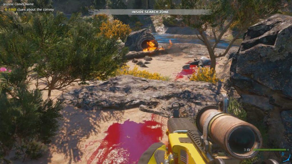 Far Cry: New Dawn Jerome Comes Home Wiki Guide 3