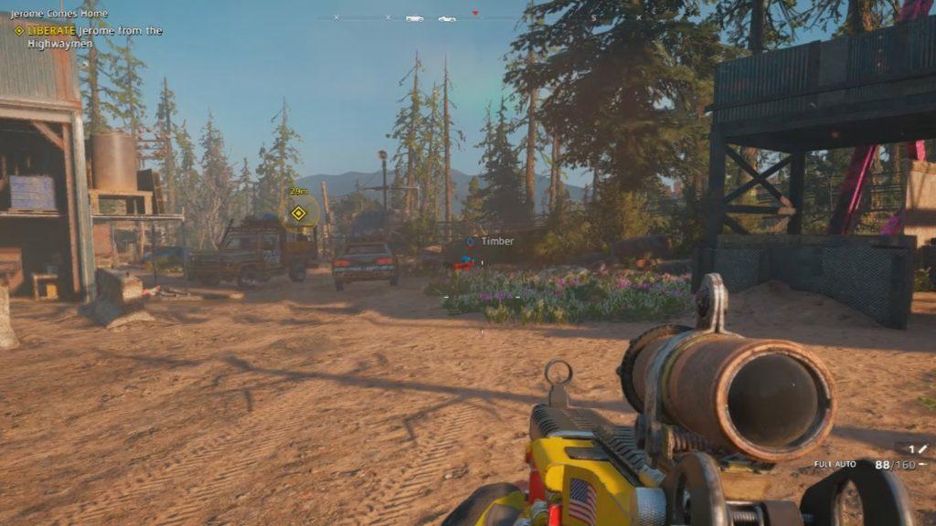 Far Cry: New Dawn Jerome Comes Home Wiki Guide 5