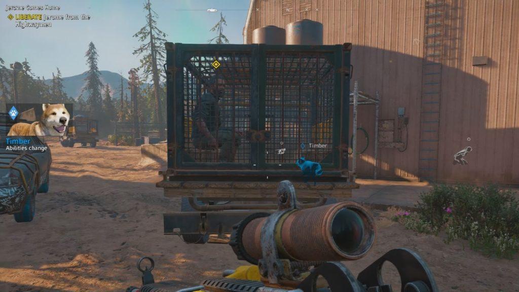 Far Cry: New Dawn Jerome Comes Home Wiki Guide 6