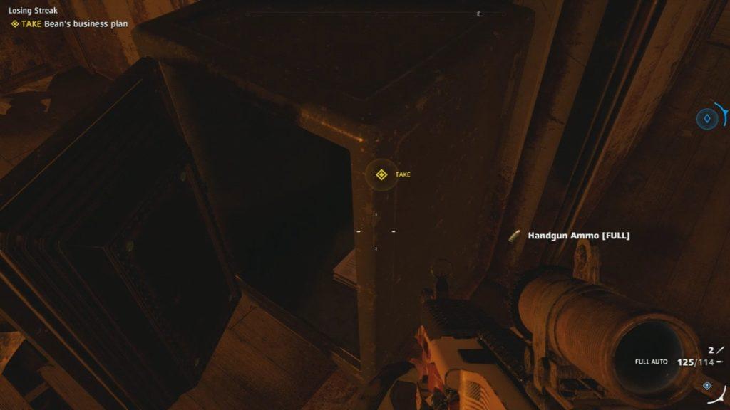 Far Cry: New Dawn Bean's Business Plan