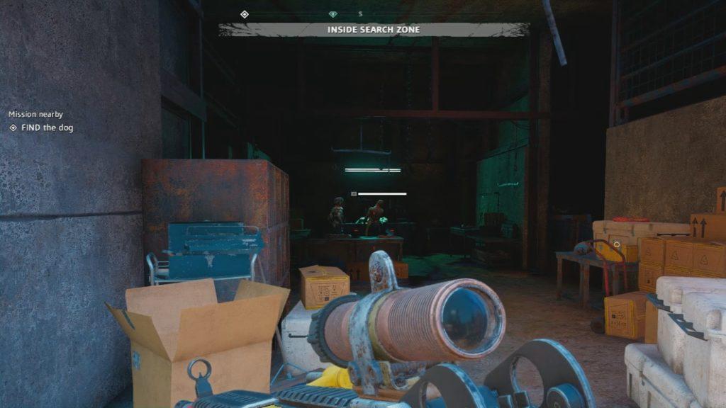Far Cry: New Dawn Man Eat Dog World Walkthrough 1