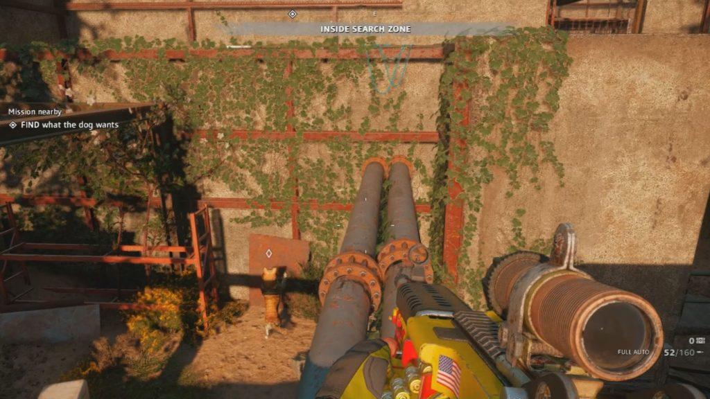 Far Cry: New Dawn Man Eat Dog World Walkthrough 4