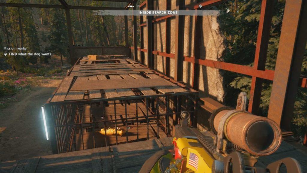 Far Cry: New Dawn Man Eat Dog World Walkthrough 6