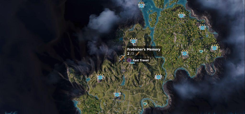 Far Cry: New Dawn Rattlensake Location