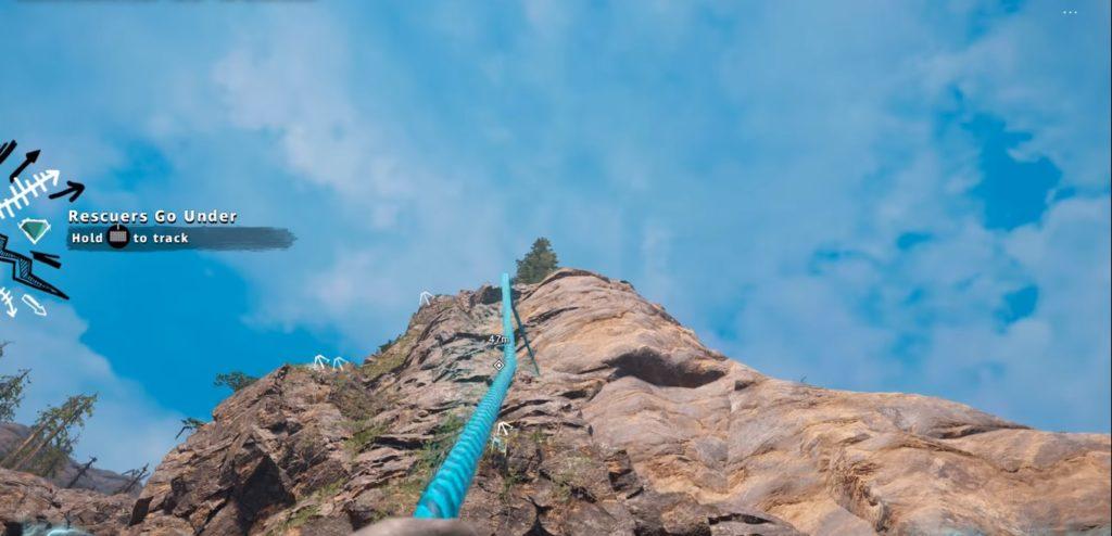 Far Cry New Dawn Rescuers Go Under Treasure Hunt Walkthrough 1