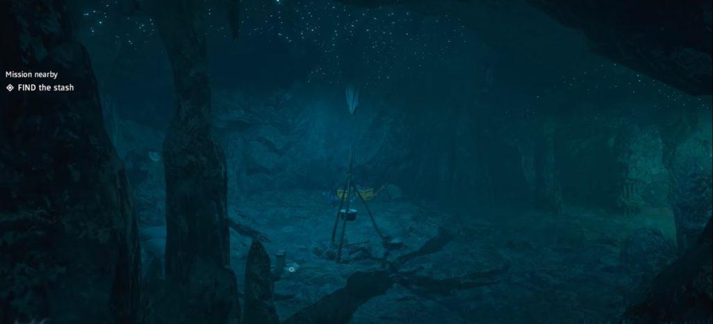 Far Cry New Dawn Rescuers Go Under Treasure Location
