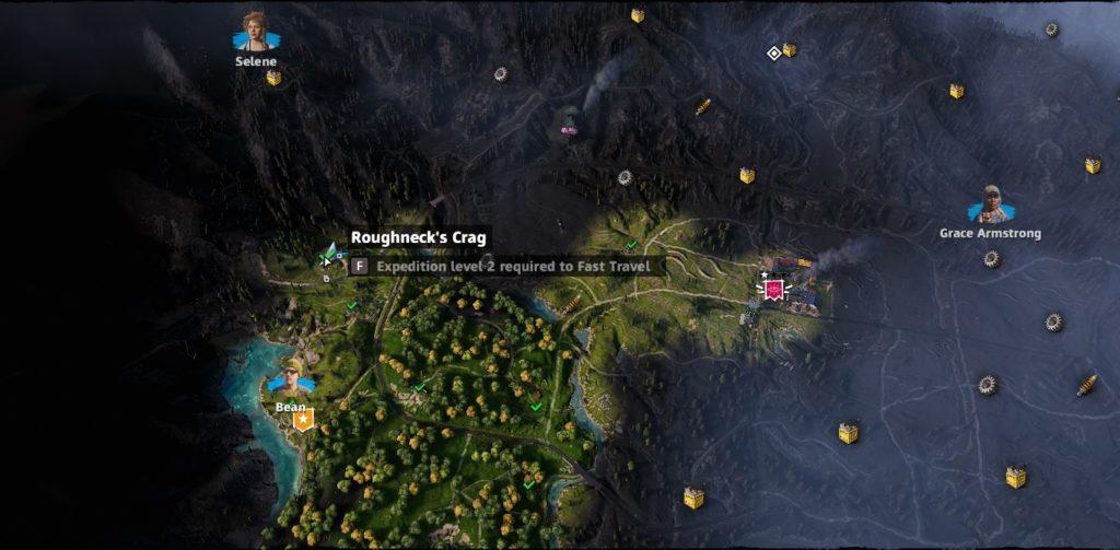 Far Cry: New Dawn Roughneck's Crag
