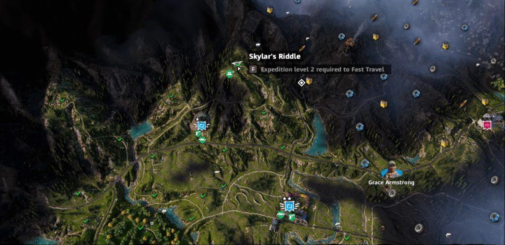 Far Cry: New Dawn Skyllar's Riddle