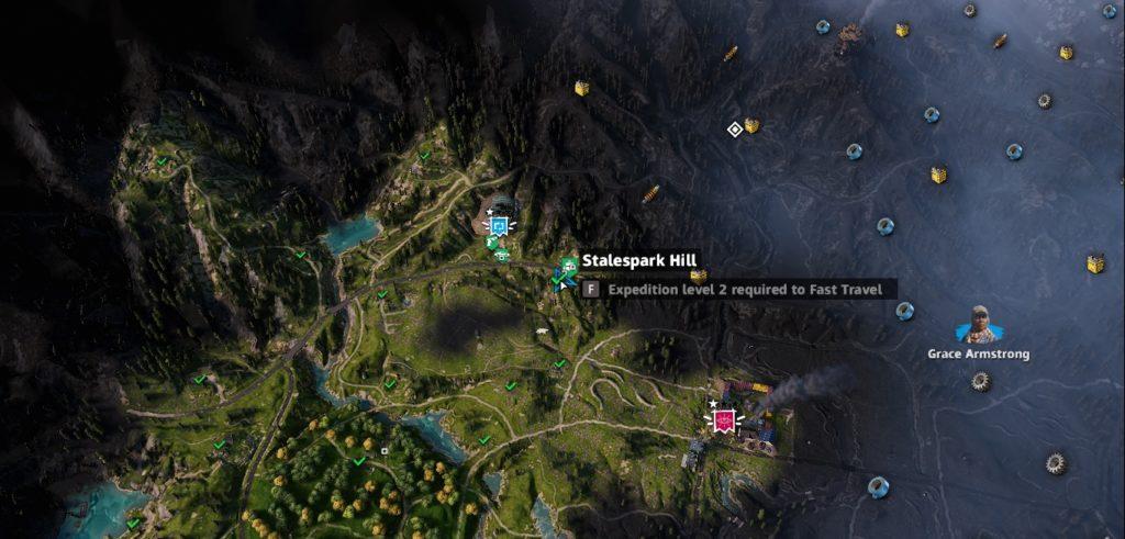 Far Cry: New Dawn Stalespark Hill