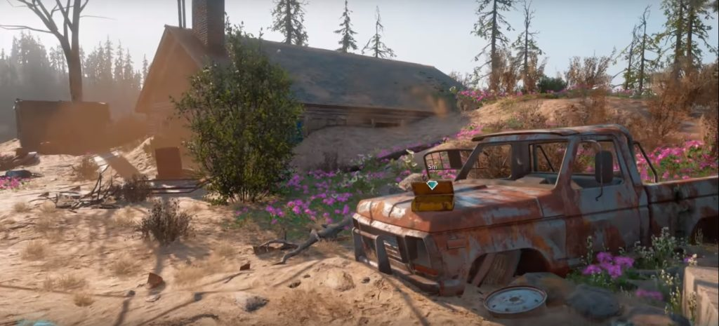 Far Cry New Dawn Target Practice Note Location