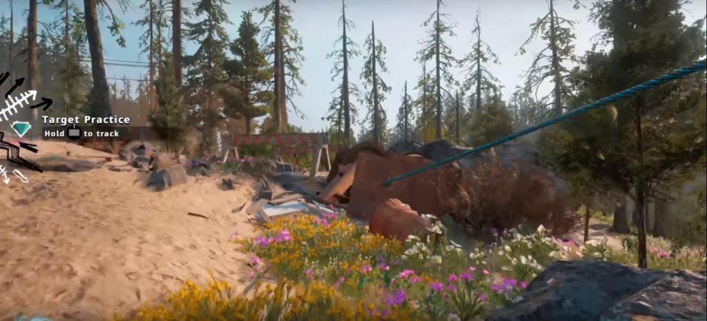 Far Cry New Dawn Target Practice Treasure Hunt Walkthrough 1