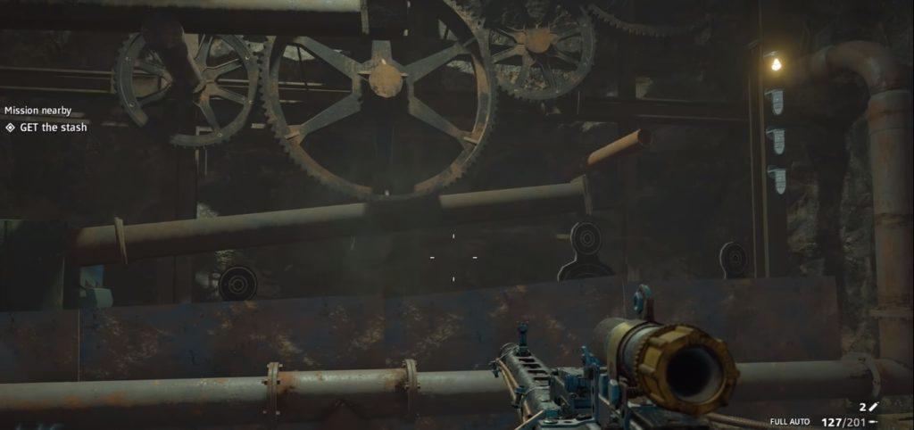 Far Cry New Dawn Target Practice Treasure Hunt Walkthrough 3