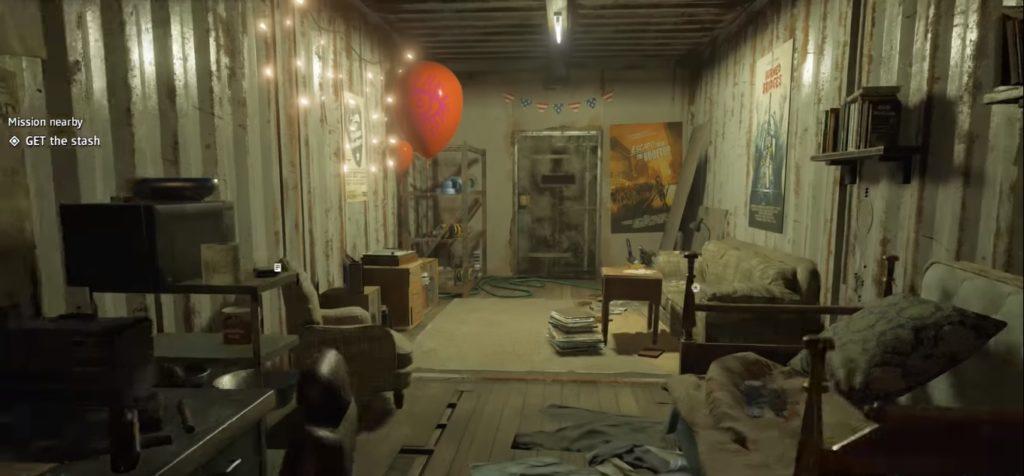 Far Cry New Dawn Target Practice Treasure Location