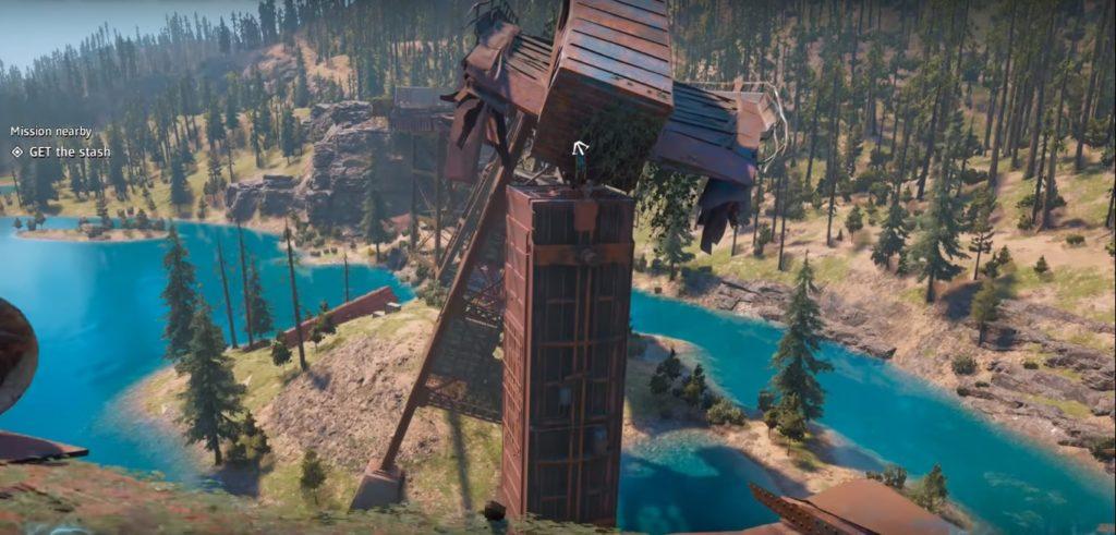 Far Cry New Dawn The Best Laid Plans Treasure Hunt Walkthrough 3