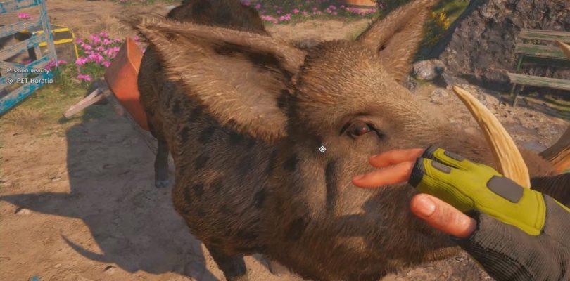 Far Cry: New Dawn To Love a Boar Walkthrough