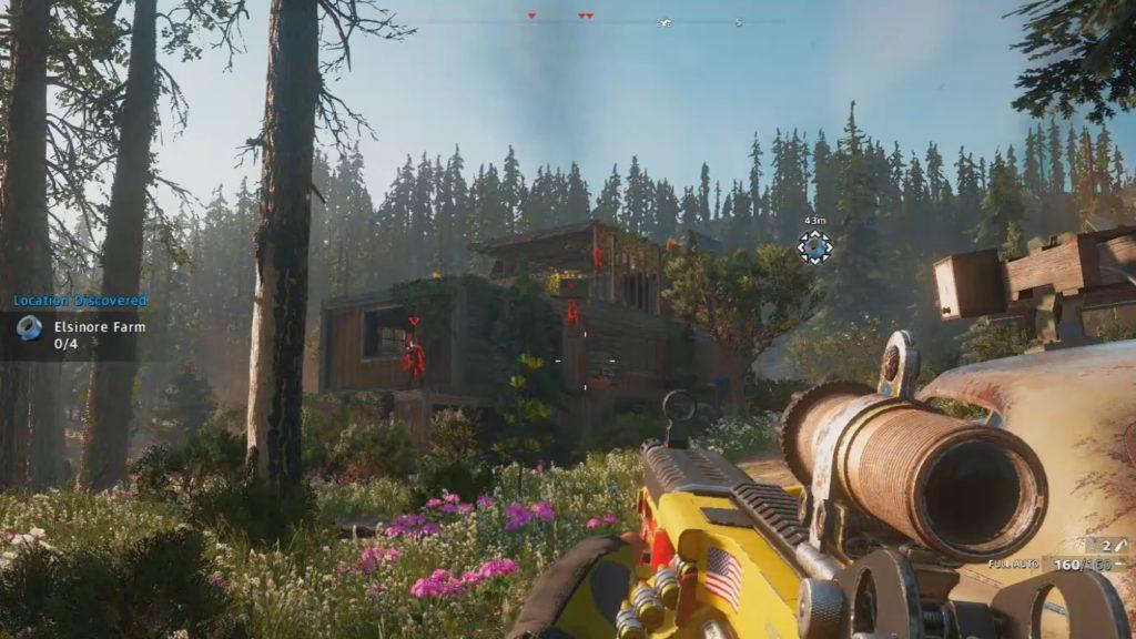 Far Cry: New Dawn To Love a Boar Wiki Guide 1
