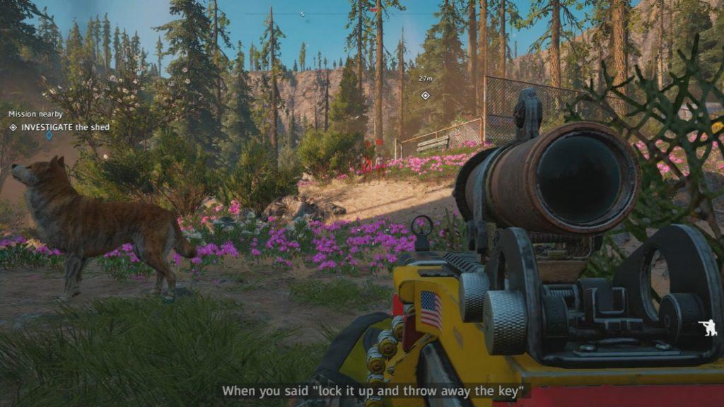 Far Cry: New Dawn To Love a Boar Wiki Guide 2