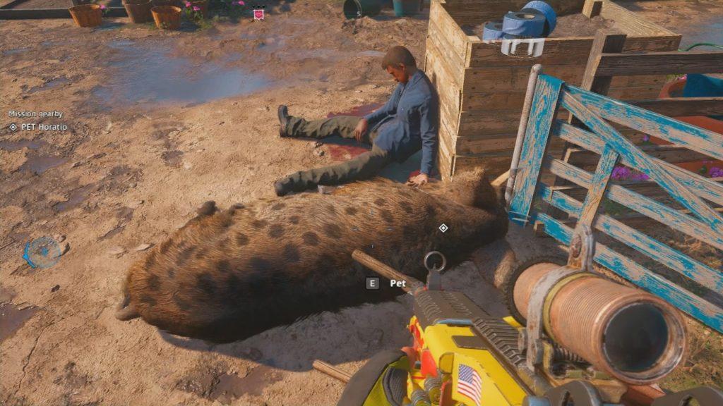 Far Cry: New Dawn To Love a Boar Wiki Guide 4