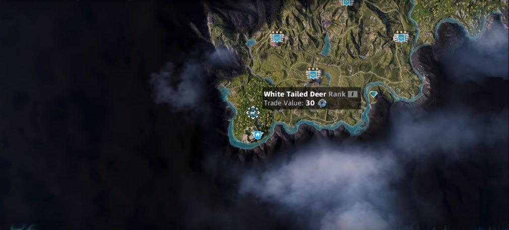 Far Cry: New Dawn Deer Location