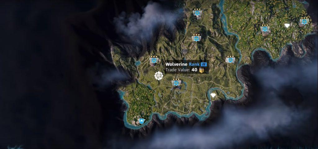 Far Cry: New Dawn Wolverine Location