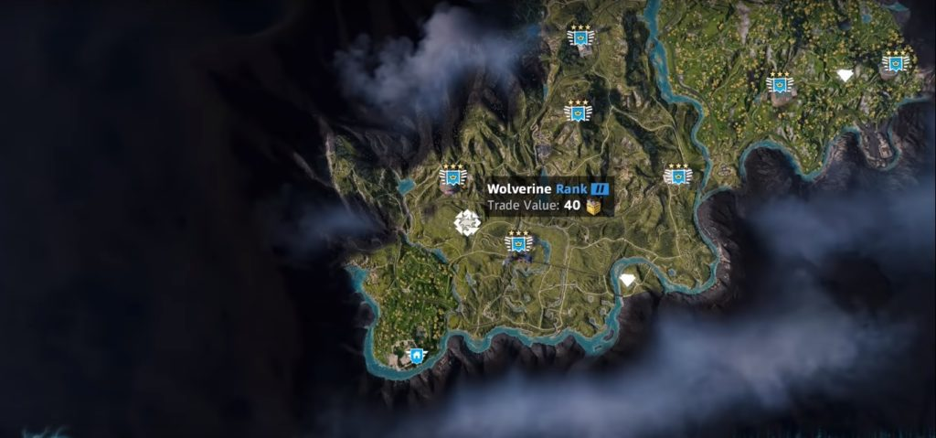 Far Cry: New Dawn Wolverine Location