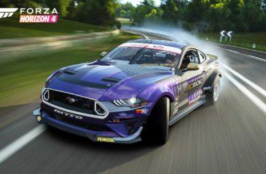 Forza Horizon 4 Drifting