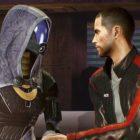 Mass Effect Tali Romance