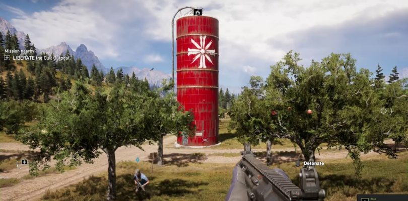 Far Cry 5 Silo Guide