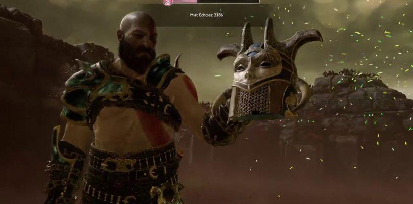 God Of War Hildr Valkyrie