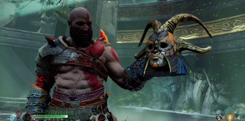 God of War Kara Valkyrie