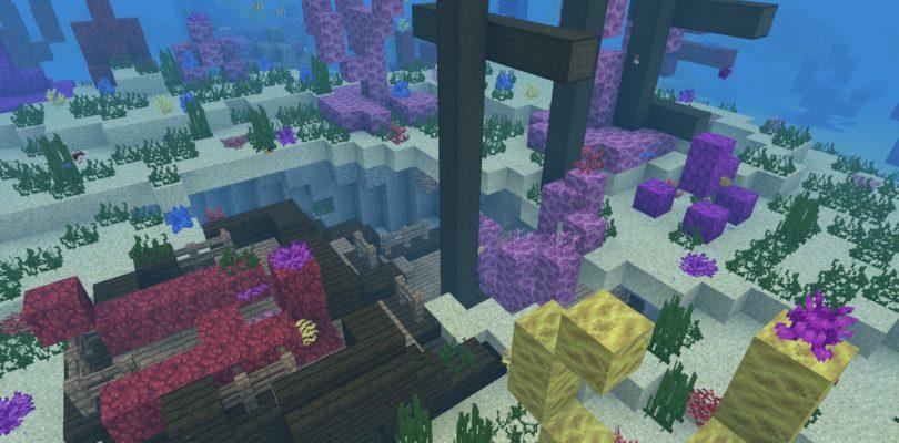 Minecraft Coral