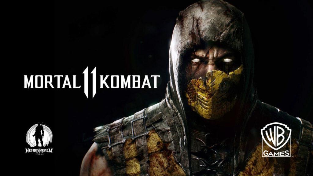 Mortal Kombat 10 Official Cover Art