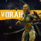 MK11 D'Vorah