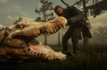 Red Dead Redemption 2 Legendary Alligator