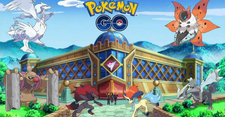 Generation 5 Pokemon