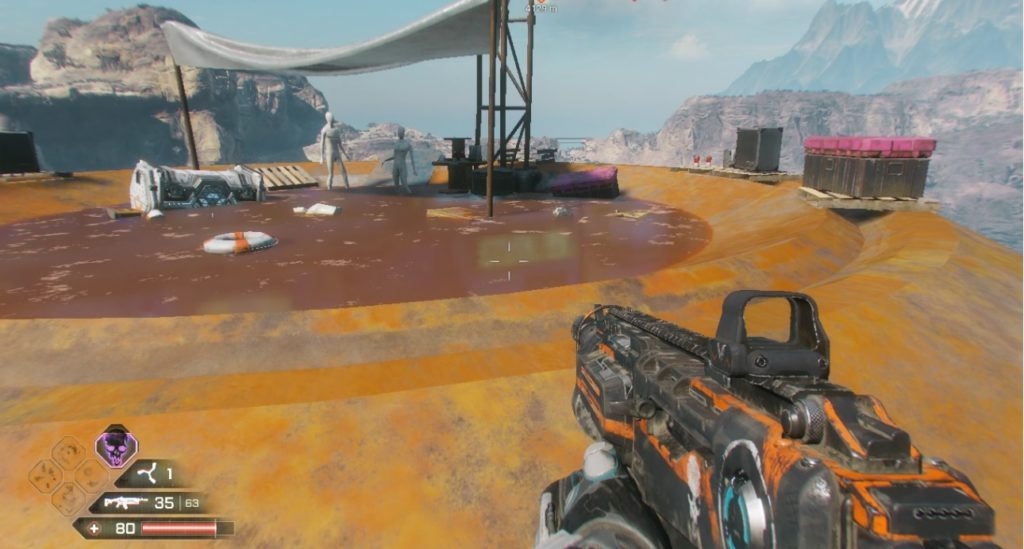 RAGE 2 Doomsayer Peak Storage Container Location 5