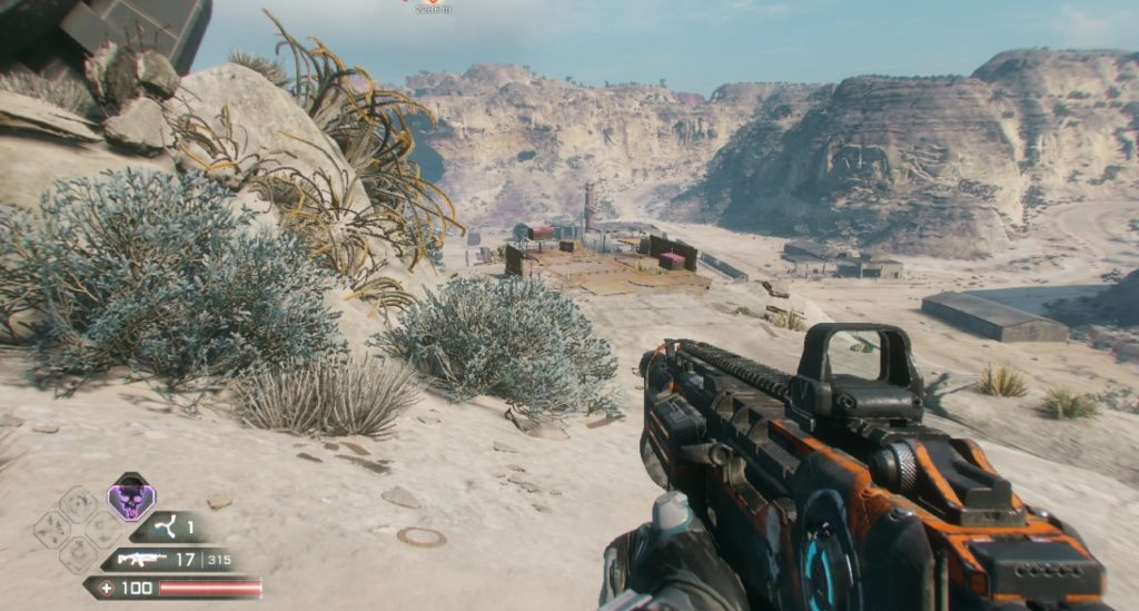 RAGE 2 Junkers Pass Ark Storage Container Location 5