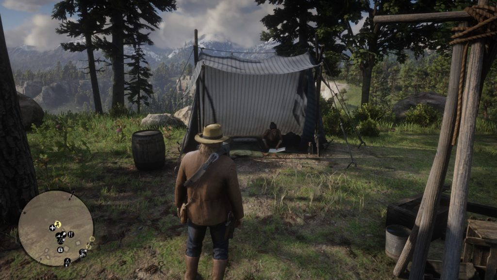 Red Dead Redemption 2 A Fisher of Men Wiki Guide 1