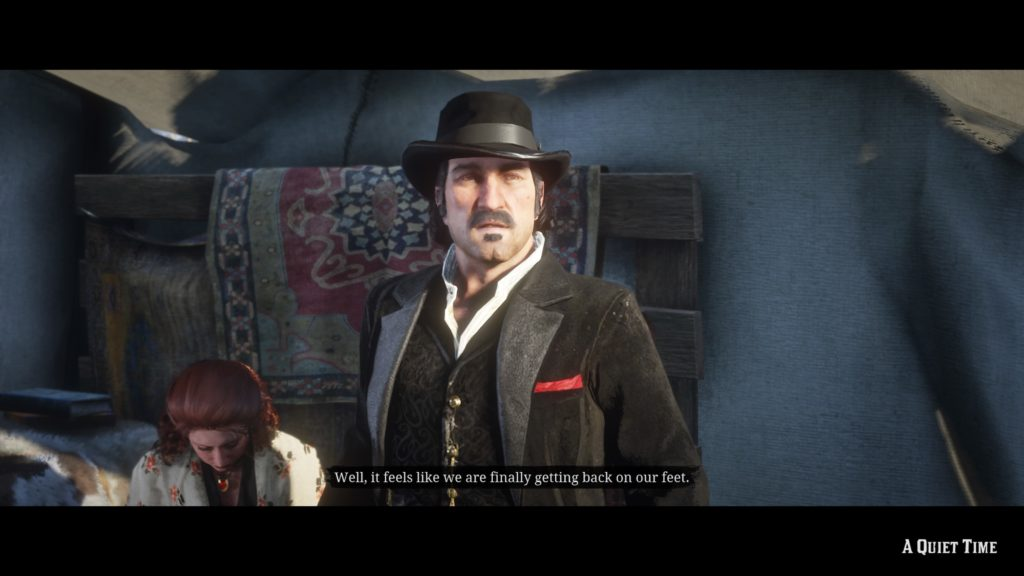Red Dead Redemption 2 A Quiet Time Wiki Guide 1