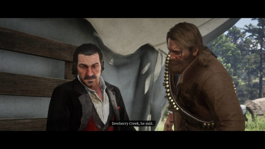 Red Dead Redemption 2 A Strange Kindness Wiki Guide 1